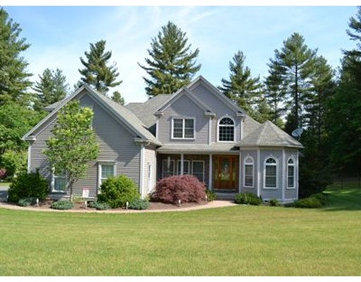 Single Family Home for Sale at 3 Bayberry Lane Hadley, Massachusetts 01035 United States