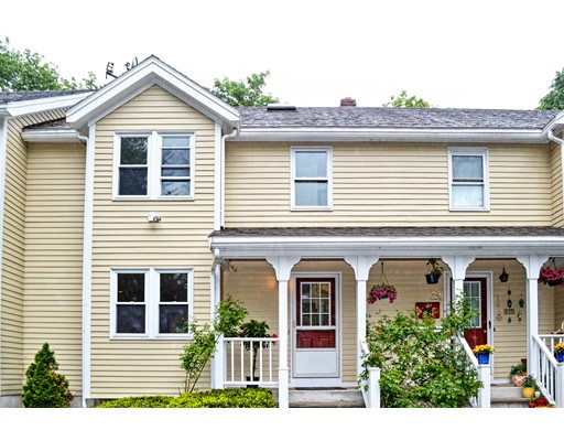 Condominium for Sale at 67 Prospect Street Newton, Massachusetts 02465 United States