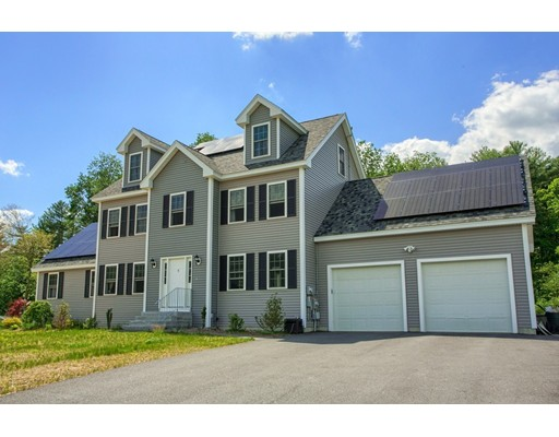 Single Family Home for Sale at 3 Morse Circle Shirley, Massachusetts 01464 United States