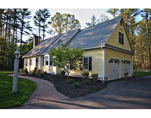Частный односемейный дом для того Продажа на 14 Timberline Drive Mansfield, Массачусетс 02048 Соединенные Штаты