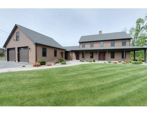 Casa Unifamiliar por un Venta en 47 Cote Road Monson, Massachusetts 01057 Estados Unidos