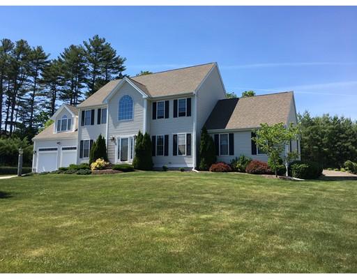 واحد منزل الأسرة للـ Sale في 2 Autumn Lane Halifax, Massachusetts 02338 United States