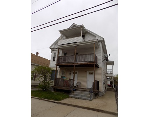 Multi-Family Home for Sale at 259 BURNSIDE Avenue Woonsocket, Rhode Island 02895 United States