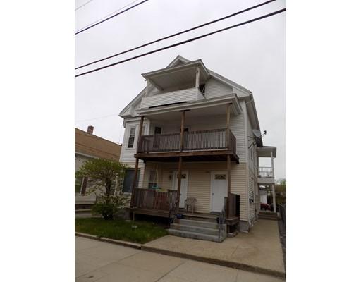 Многосемейный дом для того Продажа на 259 BURNSIDE Avenue 259 BURNSIDE Avenue Woonsocket, Род-Айленд 02895 Соединенные Штаты