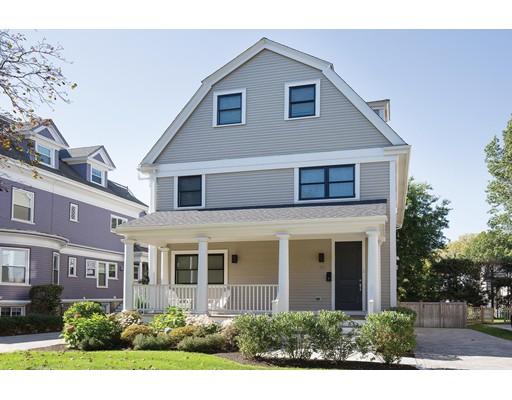 Condominium for Sale at 86 Babcock Street Brookline, Massachusetts 02446 United States