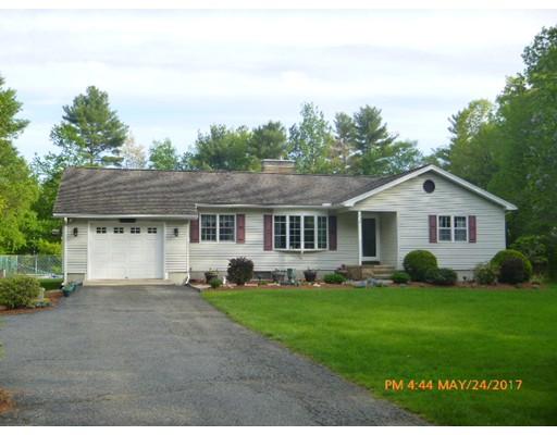 Single Family Home for Sale at 20 Farrington Road Barre, Massachusetts 01005 United States