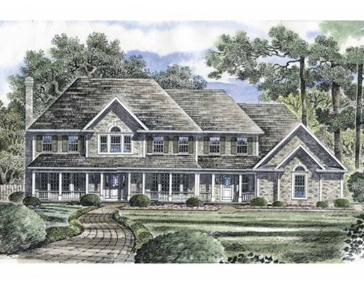 Casa Unifamiliar por un Venta en 33 Wright Farm Road Norfolk, Massachusetts 02056 Estados Unidos
