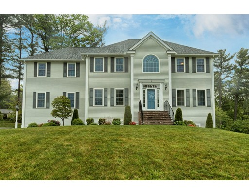 Single Family Home for Sale at 6 Harwich Andover, Massachusetts 01810 United States