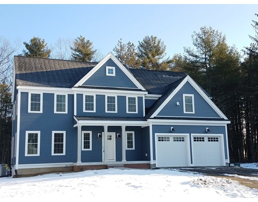 Single Family Home for Sale at 5 Nichols Way Norfolk, Massachusetts 02056 United States