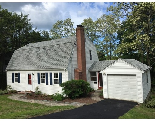 Single Family Home for Sale at 17 Bay State Road Natick, Massachusetts 01760 United States