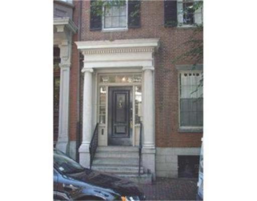 Single Family Home for Rent at 46 Chestnut Street Boston, Massachusetts 02108 United States