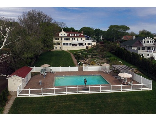 Casa Unifamiliar por un Venta en 31 Eastern Point Road 31 Eastern Point Road Gloucester, Massachusetts 01930 Estados Unidos