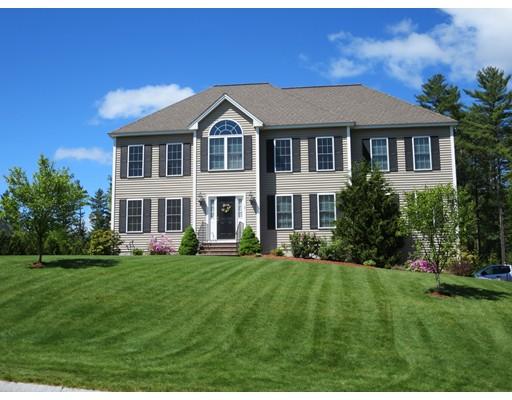Частный односемейный дом для того Продажа на 1 Peter J Drive Townsend, Массачусетс 01469 Соединенные Штаты