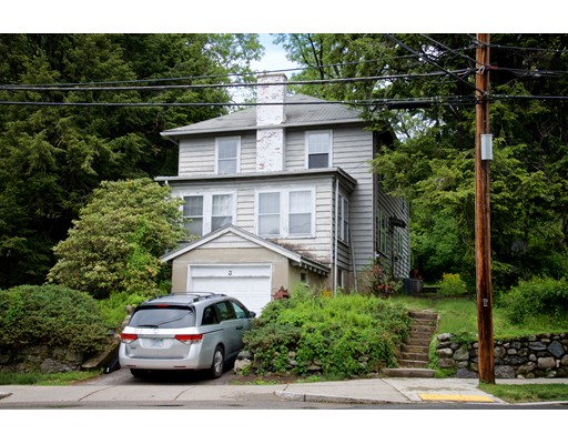 Additional photo for property listing at 3 Daniel Street  Newton, Massachusetts 02459 Estados Unidos