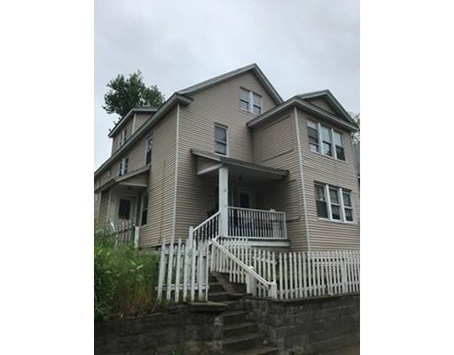 Casa Multifamiliar por un Venta en 39 Genesee Street Springfield, Massachusetts 01104 Estados Unidos