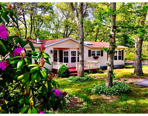 Single Family Home for Sale at 8 Pine Pond Road Brewster, Massachusetts 02631 United States