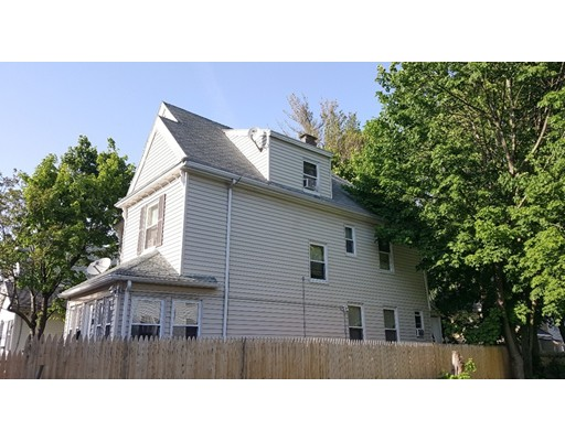 Single Family Home for Sale at 20 Edson Street Boston, Massachusetts 02124 United States