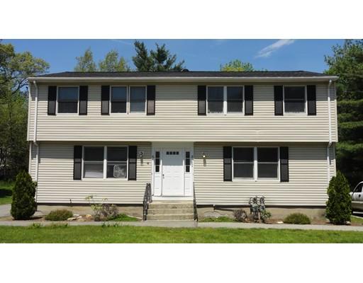 Частный односемейный дом для того Аренда на 6 Pondover Road Billerica, Массачусетс 01821 Соединенные Штаты
