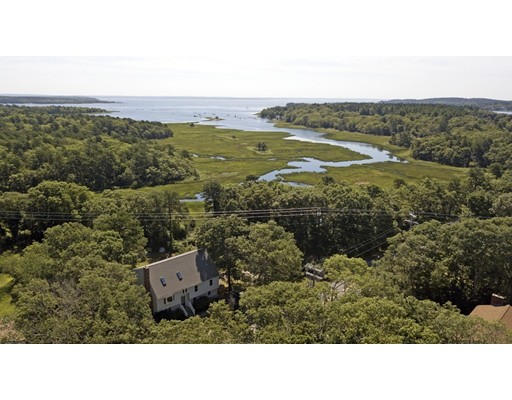 Single Family Home for Sale at 100 Cromesett Road Wareham, Massachusetts 02571 United States