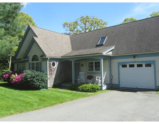 Single Family Home for Sale at 713 Queen Anne Road Harwich, Massachusetts 02645 United States