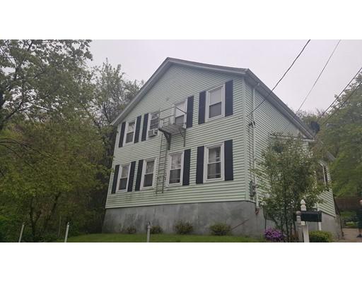 多户住宅 为 销售 在 409 Crescent Street Fall River, 马萨诸塞州 02720 美国