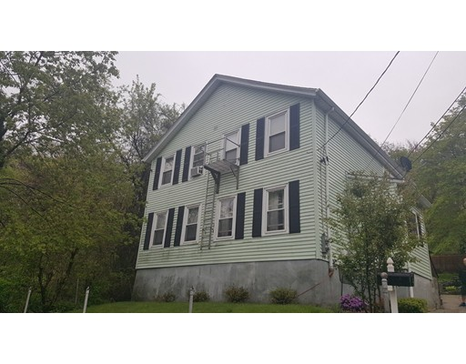 Multi-Family Home for Sale at 409 Crescent Street Fall River, Massachusetts 02720 United States