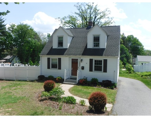 Single Family Home for Sale at 1337 Sumner Avenue Springfield, Massachusetts 01118 United States