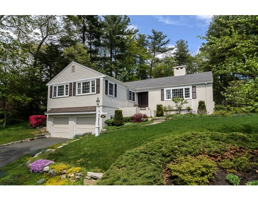 Single Family Home for Sale at 66 Audubon Road Wellesley, Massachusetts 02481 United States