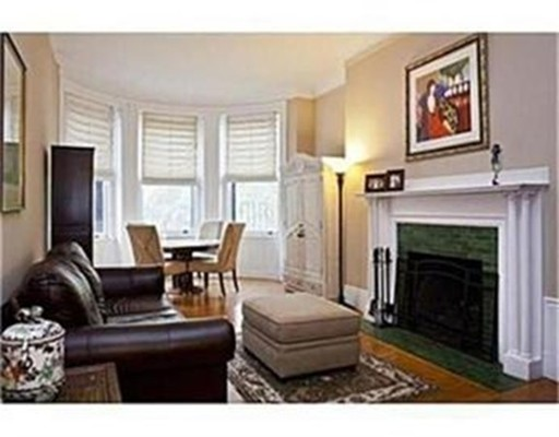 Single Family Home for Rent at 472 Commonwealth Avenue Boston, Massachusetts 02116 United States