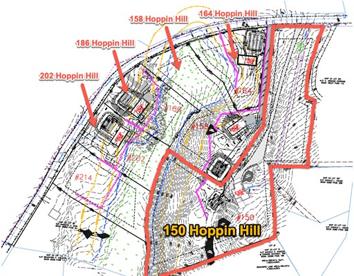 Land for Sale at 150 Hoppin Hill Avenue North Attleboro, 02760 United States