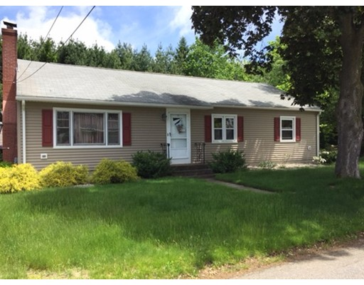 Single Family Home for Sale at 30 Regall Ludlow, Massachusetts 01056 United States