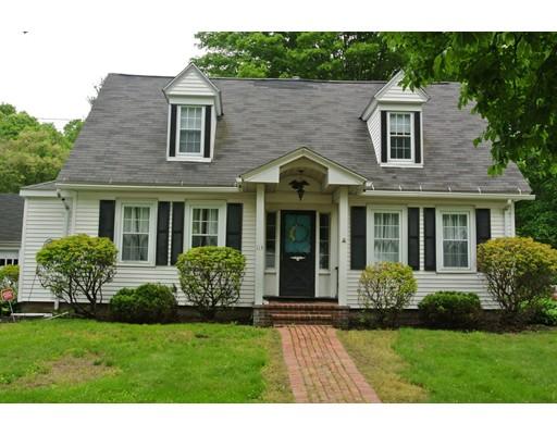 独户住宅 为 出租 在 113 Turnpike Street Easton, 02375 美国