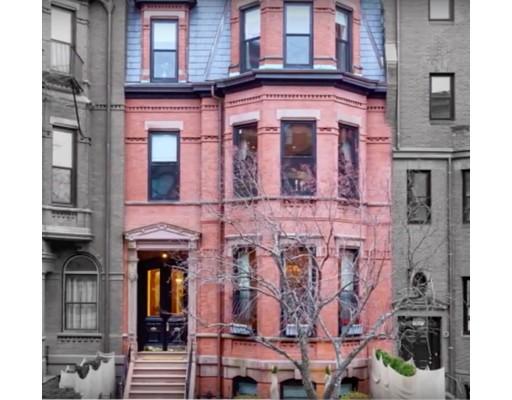 Casa Unifamiliar por un Alquiler en 365 Beacon Street Boston, Massachusetts 02116 Estados Unidos