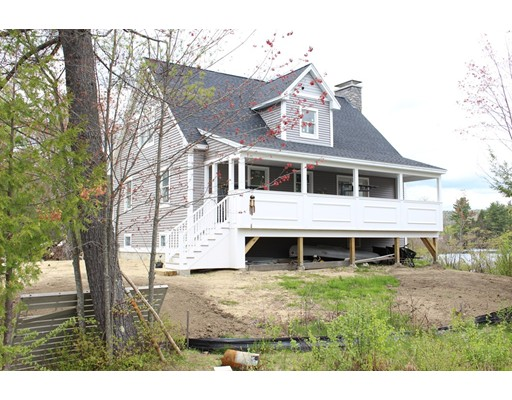 Single Family Home for Sale at Pail Factory Road Templeton, Massachusetts 01468 United States