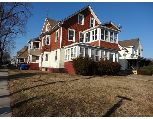 Multi-Family Home for Sale at 1458 Streetate Street 1458 Streetate Street Springfield, Massachusetts 01109 United States