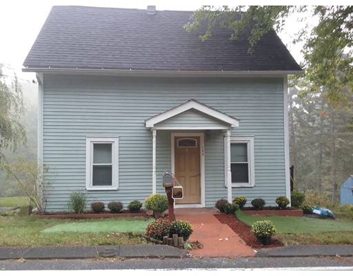 Single Family Home for Sale at 155 Kibbe Road East Longmeadow, 01028 United States