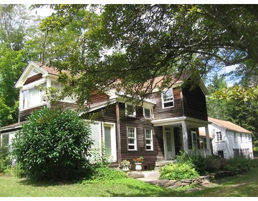 Частный односемейный дом для того Продажа на 49 Buffington Hill Road 49 Buffington Hill Road Worthington, Массачусетс 01098 Соединенные Штаты