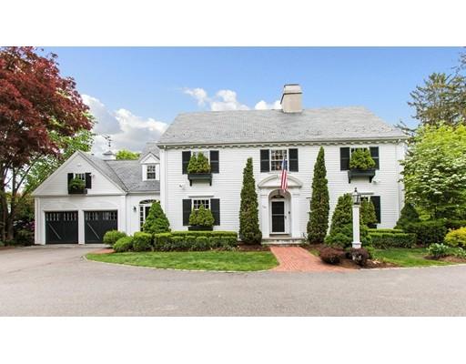 Casa Unifamiliar por un Venta en 164 Forest Street 164 Forest Street Wellesley, Massachusetts 02481 Estados Unidos
