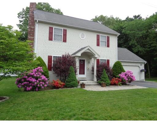 Частный односемейный дом для того Продажа на 73 Powder Mill Road Maynard, Массачусетс 01754 Соединенные Штаты