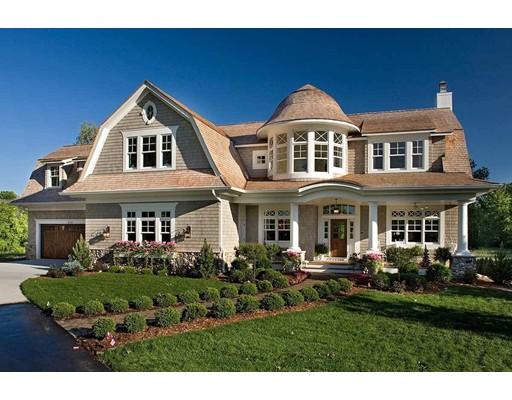 独户住宅 为 销售 在 11 Boulder Trail 沃波尔, 马萨诸塞州 02081 美国