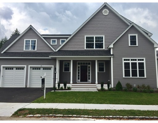Single Family Home for Sale at 15 Hill Street Winchester, Massachusetts 01890 United States
