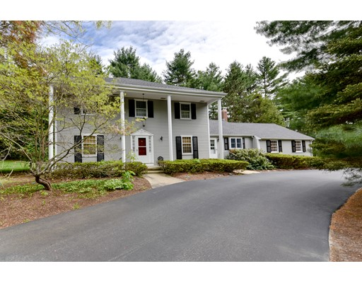 Single Family Home for Sale at 14 Colonial Road Dover, Massachusetts 02030 United States