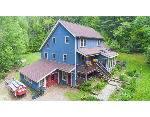Single Family Home for Sale at 91 Long Hill Road Leverett, 01054 United States