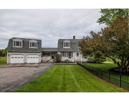 Single Family Home for Sale at 70 George Allen Road West Brookfield, Massachusetts 01585 United States
