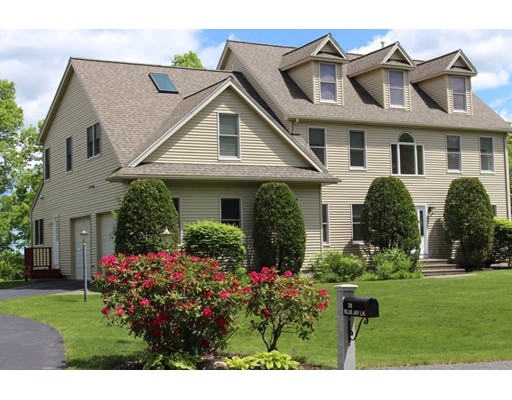 Single Family Home for Sale at 38 Blue Jay Lane Ashland, Massachusetts 01721 United States