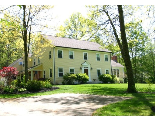 137 W Bare Hill Rd, Harvard, MA 01451