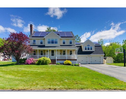 Single Family Home for Sale at 13 Rollie Shepard Drive Millbury, Massachusetts 01527 United States