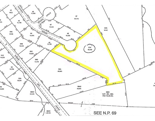 Land for Sale at Fairfield Avenue Attleboro, Massachusetts 02703 United States