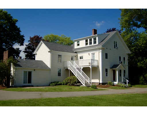 Single Family Home for Rent at 36 North Main Sherborn, Massachusetts 01770 United States