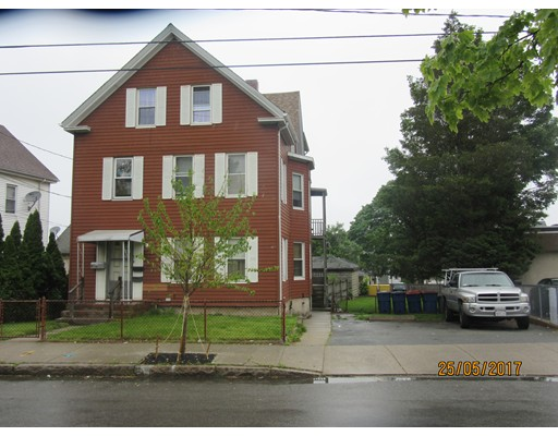 260 Mount Pleasant St, New Bedford, MA 02746
